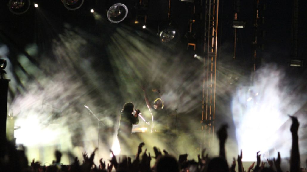 yeasayer 2 Festival Review: CoS at Sasquatch! 2011