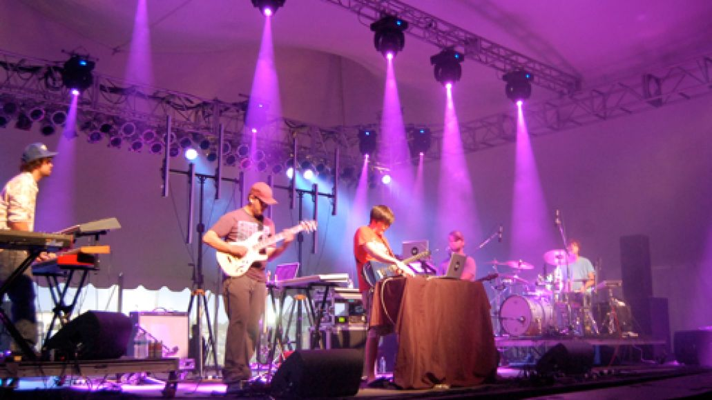 zoogma Festival Review: CoS at Wakarusa 2011