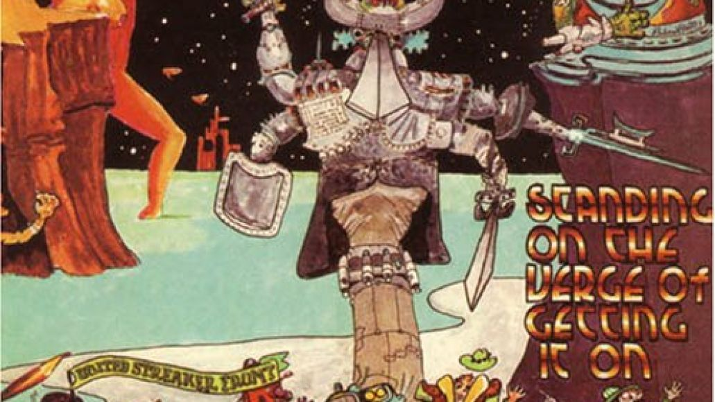 album standing on the verge of getting it on Icons of Rock: Eddie Hazel