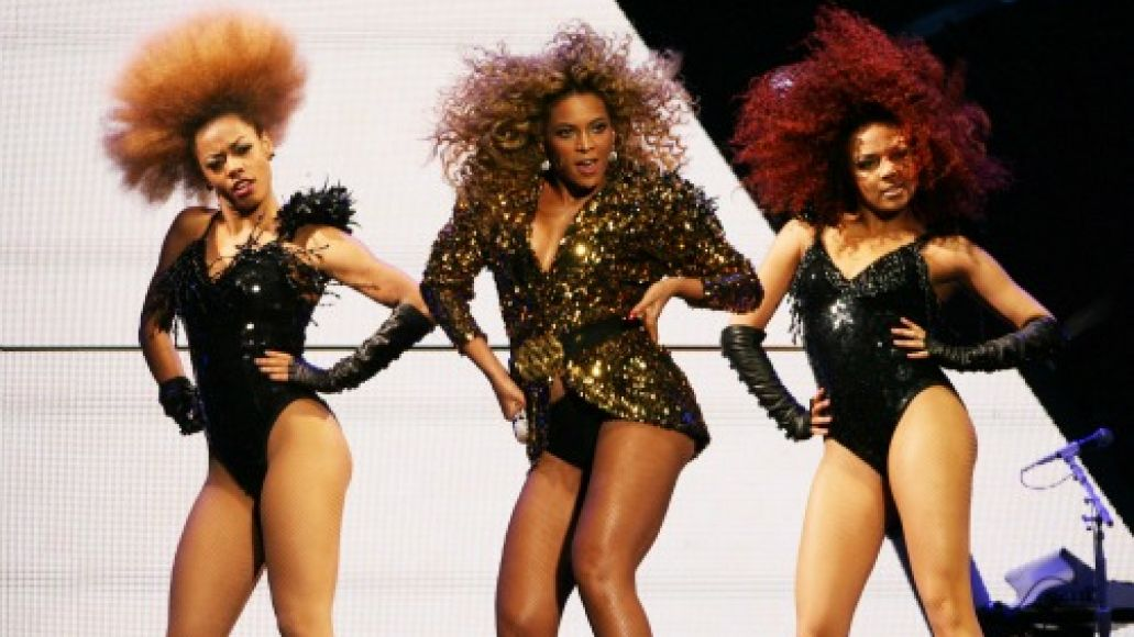 beyonce 2 Festival Review: CoS at Glastonbury 2011
