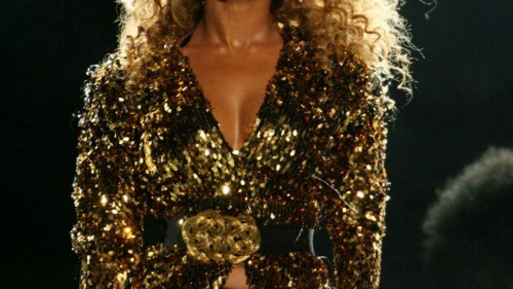 beyonce Festival Review: CoS at Glastonbury 2011