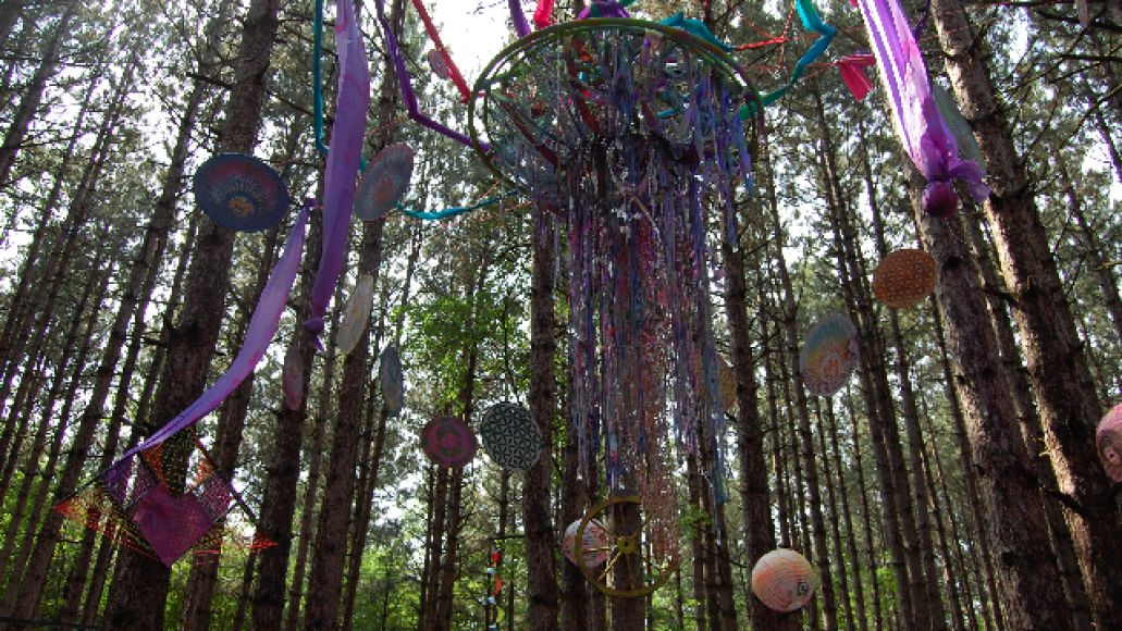 forest art 2 Festival Review: CoS at Electric Forest 2011