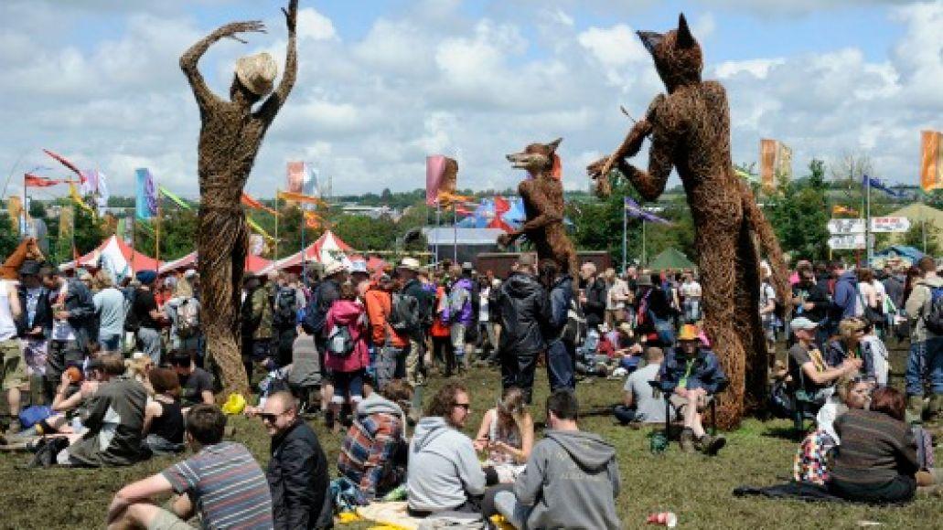 glastonburyculture Festival Review: CoS at Glastonbury 2011