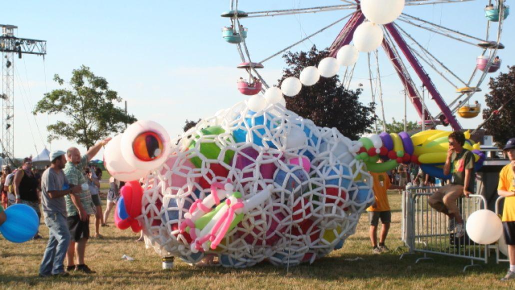 phish superball sun0017 Festival Review: CoS at Phish: Super Ball IX