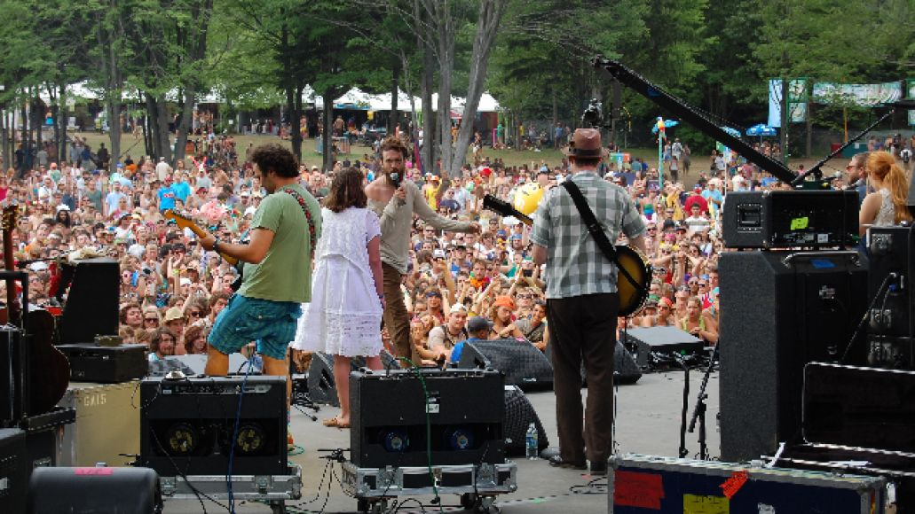 sunday rancharena ed sharpe 3 Festival Review: CoS at Electric Forest 2011