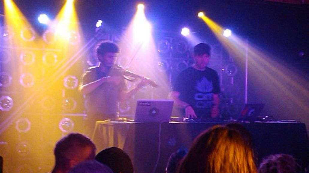 thursday wagon wheel emancipator1 Festival Review: CoS at Electric Forest 2011