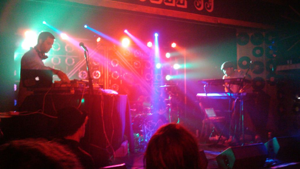 thursday wagon wheel keys n krates Festival Review: CoS at Electric Forest 2011
