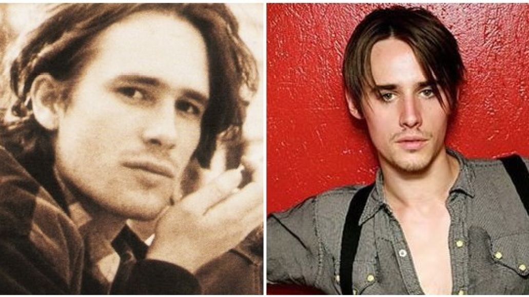 jeff buckley biopic Reeve Carney tapped to play Jeff Buckley in upcoming biopic