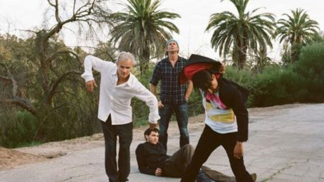 red hot chili peppers Sleigh Bells, Santigold, Little Dragon to open for Red Hot Chili Peppers