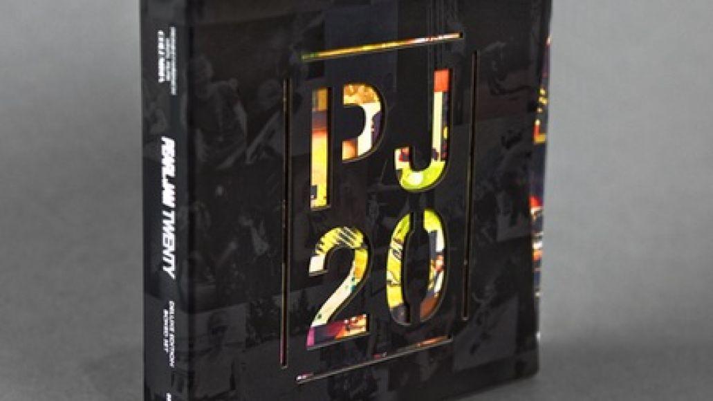 pearl jam twenty dvd Pearl Jam Twenty DVD/Blu ray release set for October