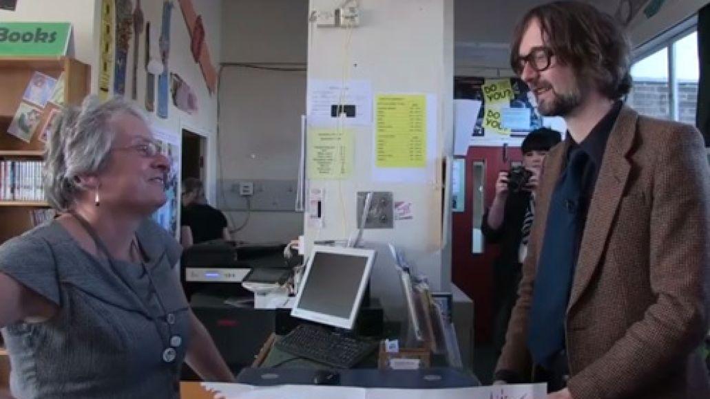 jarvis school Video: Jarvis Cocker goes back to school