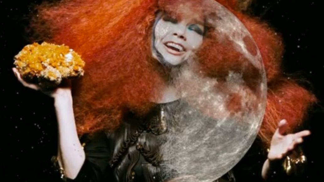 bjork moon vid Björk teams up with David Attenborough for new music documentary