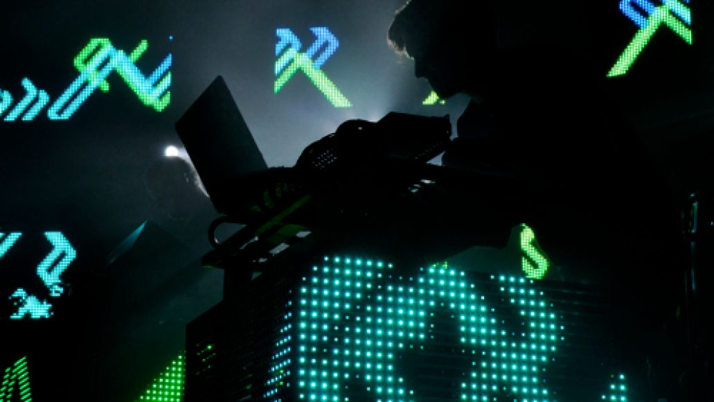 sts94 Festival Review: CoS at Moogfest 2011