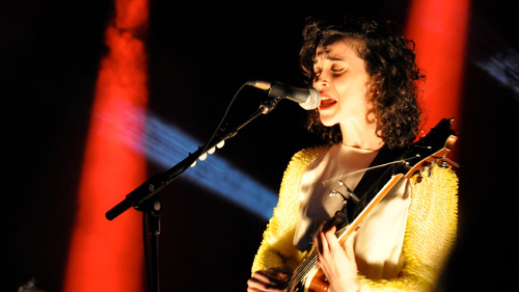 stvincent1 Festival Review: CoS at Moogfest 2011