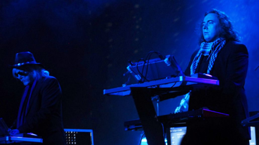 tangerinedreammoogfest2 Festival Review: CoS at Moogfest 2011