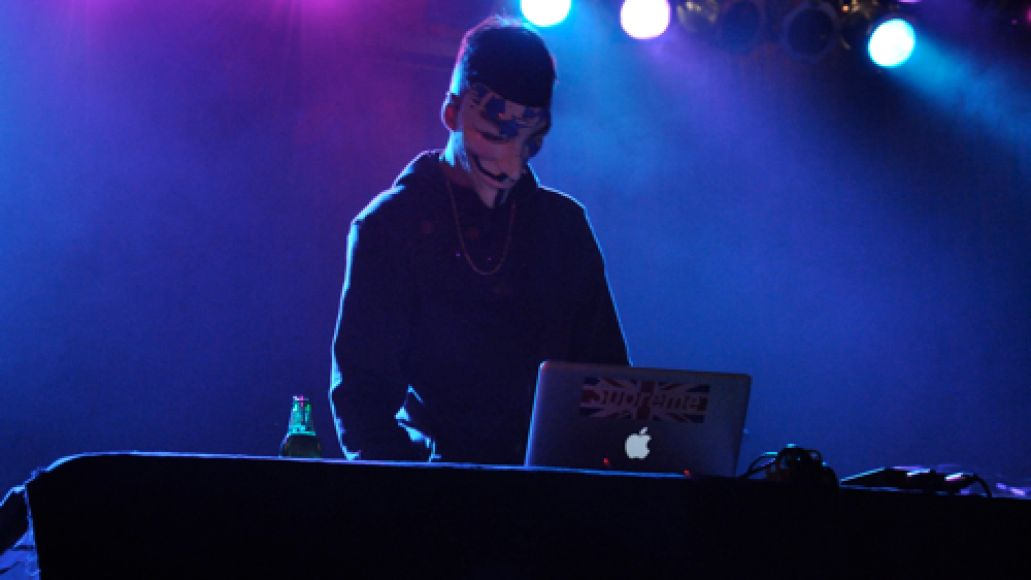 zomby3 Festival Review: CoS at Moogfest 2011