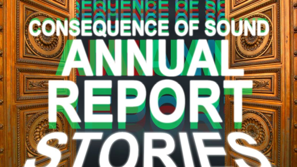 annual report news Top Stories of 2011
