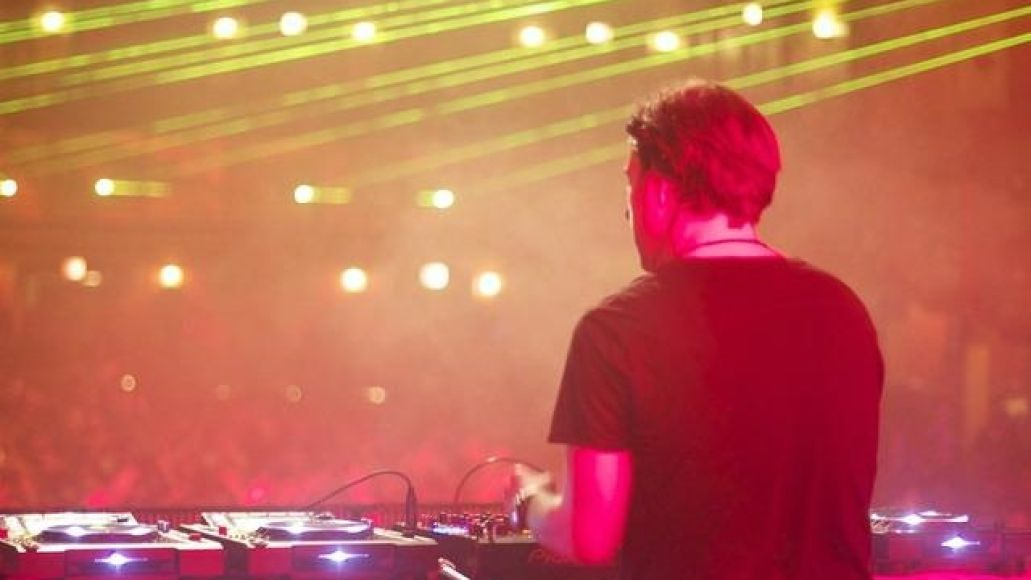 sebastian ingrosso1 Live Review: HARD x Mouth Taped Shut feat. Sebastian Ingrosso and James Murphy at Chicagos Congress Theater (12/9)