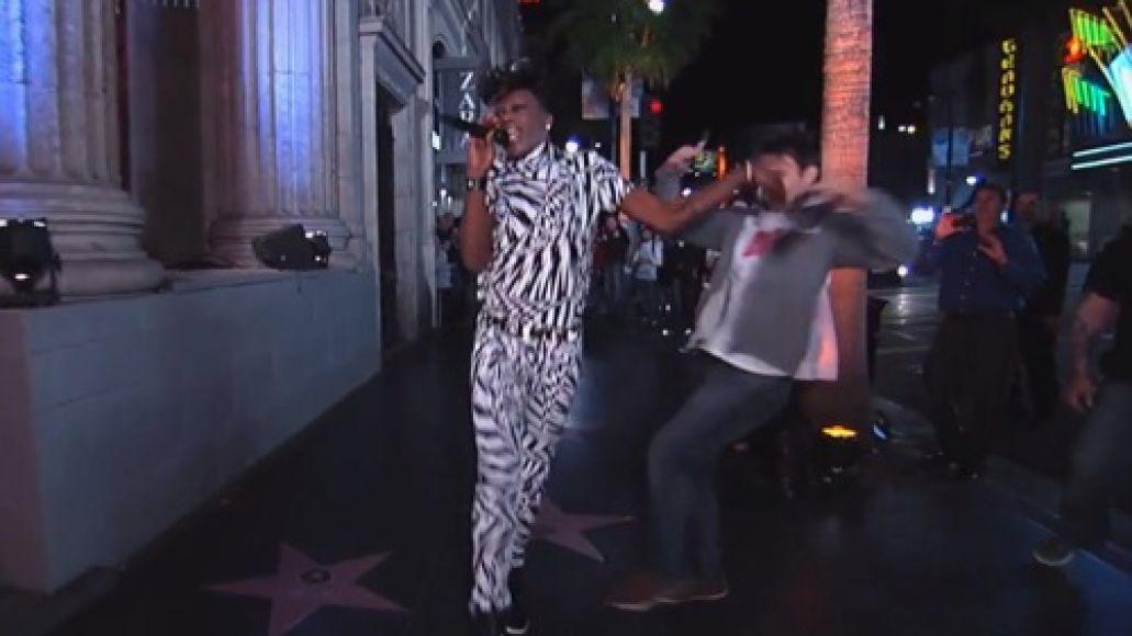 big freedia kimmel Video: Big Freedia brings bounce to Jimmy Kimmel Live!