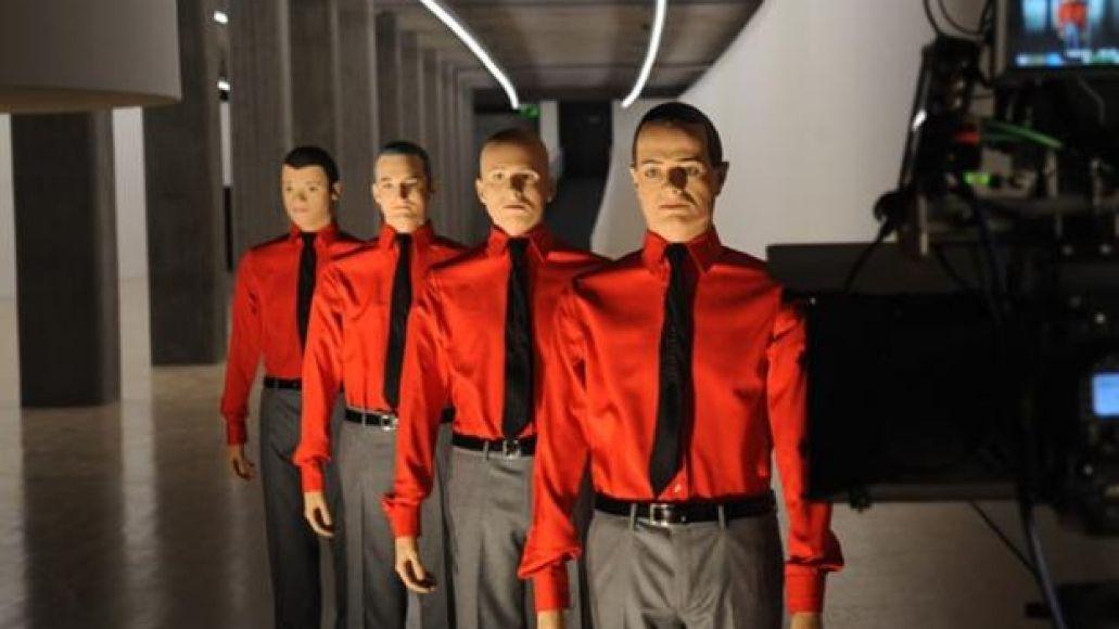 kraftwerk Kraftwerk announces New York City residency