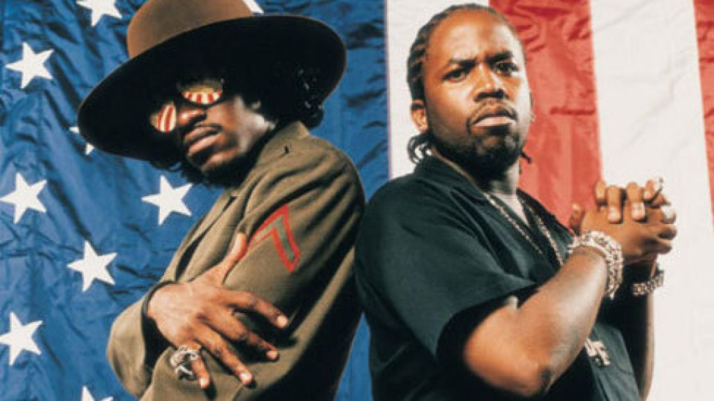 outkast1 Andre 3000: As of now, there are no plans for another OutKast album