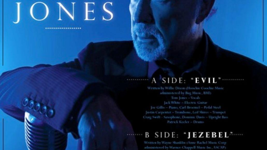 tom jones third man cos Check Out: Tom Jones   Evil (prod. Jack White)