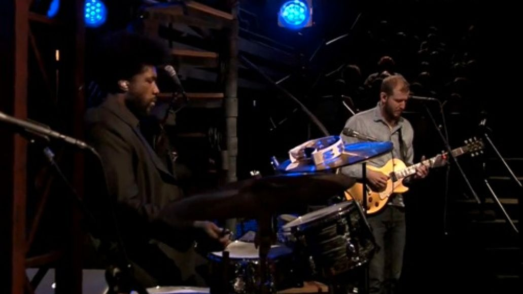 vernon roots Video: Justin Vernon and The Roots play extended Perth