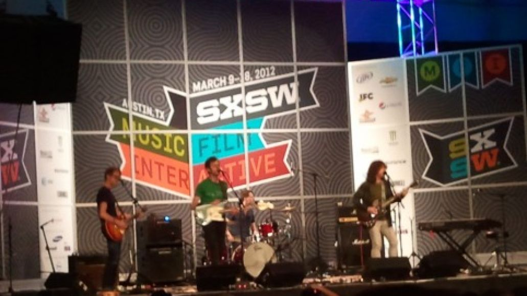 benkweller CoS at SXSW: Jack White, The Shins, South by South Mess, The Drums...