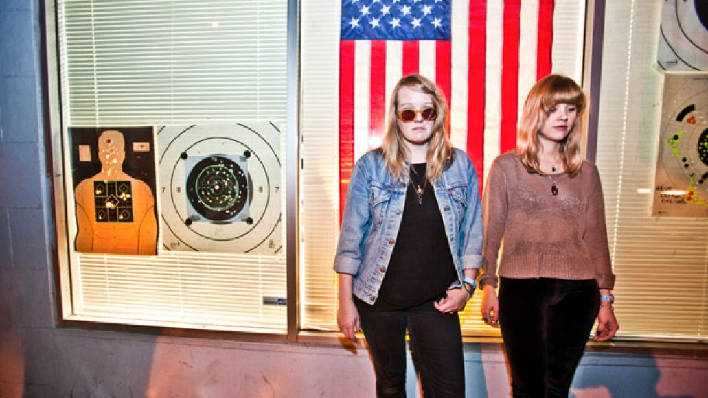 bleached2012 Interview: Jennifer and Jessica Clavin (of Bleached)