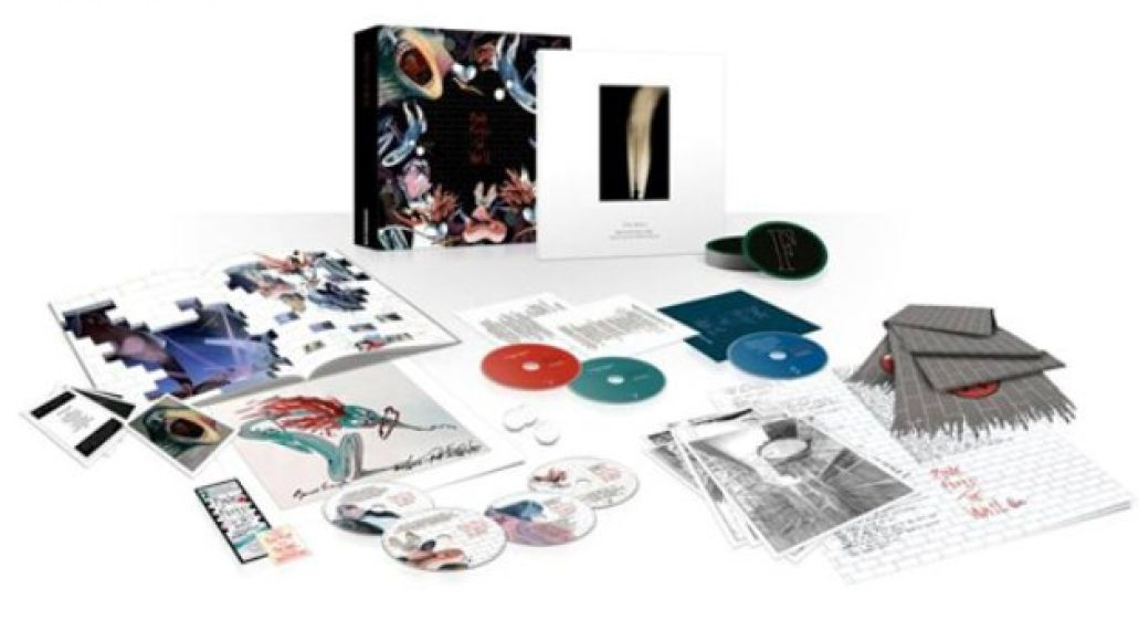 pink floyd immersion Giveaway: Pink Floyd   The Wall Immersion Edition