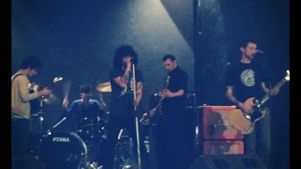 at the drive in 2012 Video: At the Drive Ins first concert in 11 years