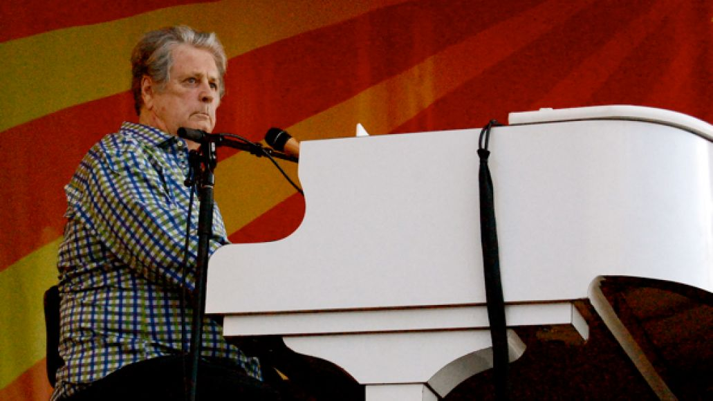 brianwilson2012 Festival Review: CoS at New Orleans Jazz Fest 2012