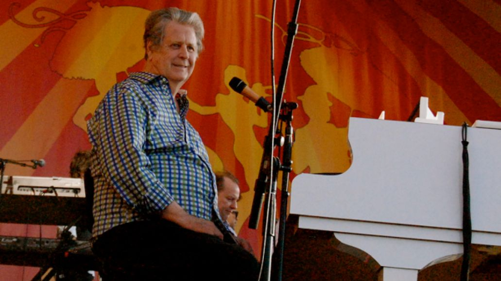 brianwilson20122 Festival Review: CoS at New Orleans Jazz Fest 2012