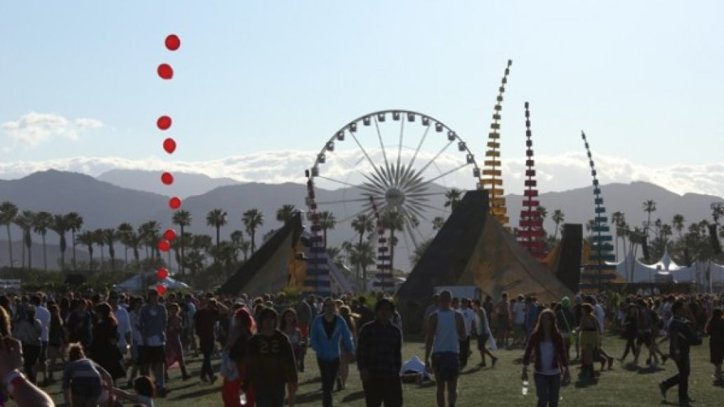 coachella3 e1334674410835 Festival Review: CoS at Coachella 2012