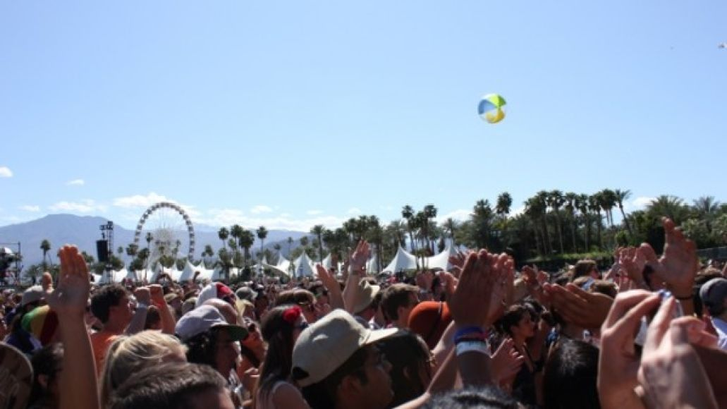 crowdshot e1334674306606 Festival Review: CoS at Coachella 2012