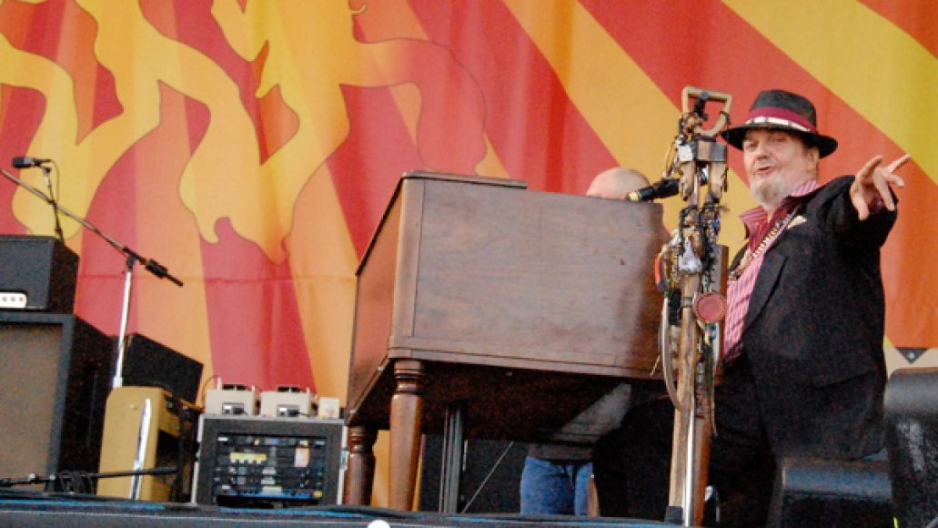 dr Festival Review: CoS at New Orleans Jazz Fest 2012
