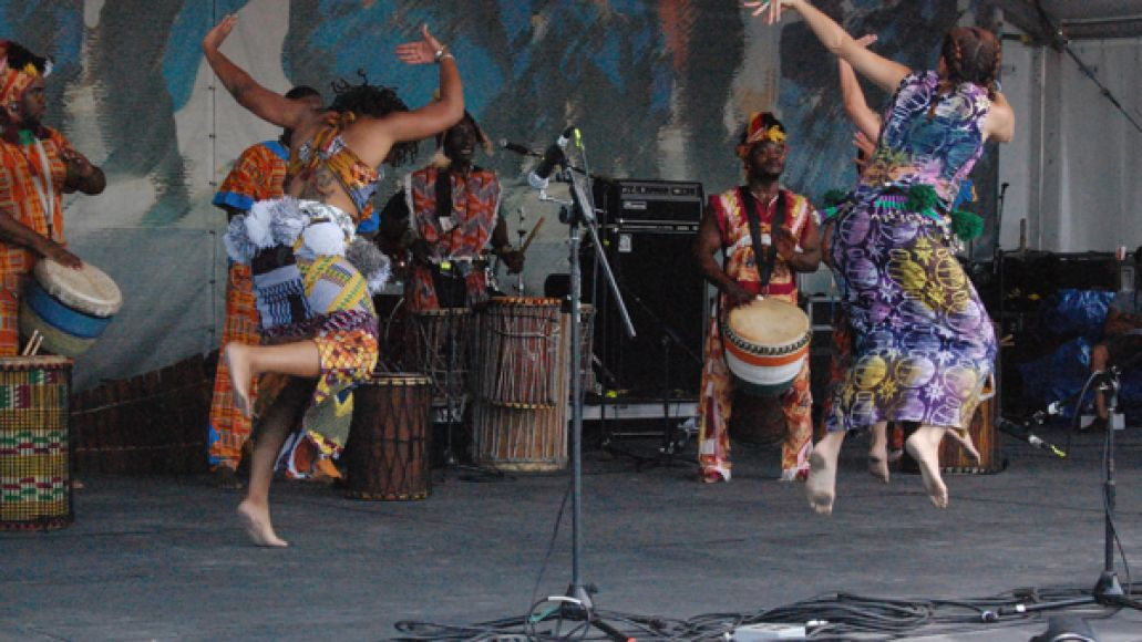ivoirespectacle Festival Review: CoS at New Orleans Jazz Fest 2012