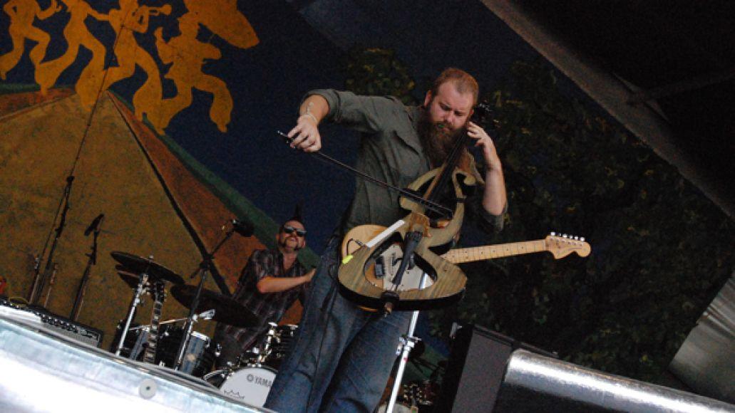 johnnysketchnola2012 Festival Review: CoS at New Orleans Jazz Fest 2012
