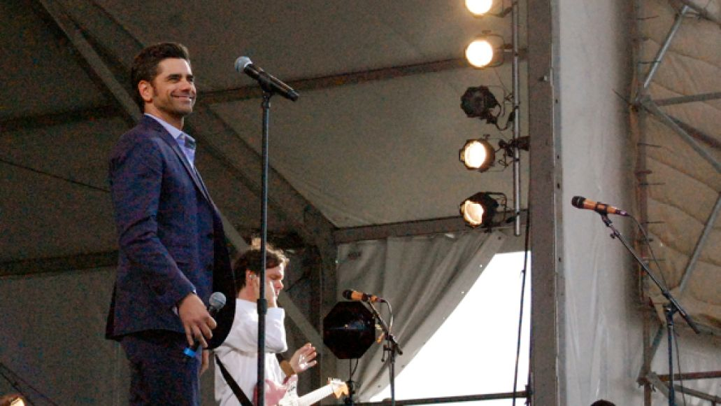 johnstamos2012 Festival Review: CoS at New Orleans Jazz Fest 2012