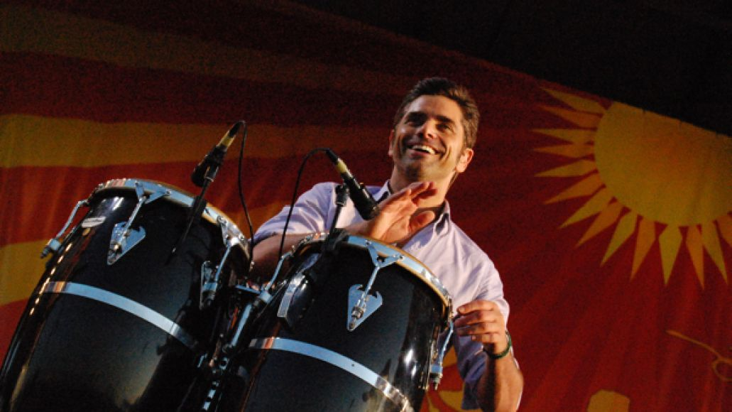 johnstamos20123 Festival Review: CoS at New Orleans Jazz Fest 2012