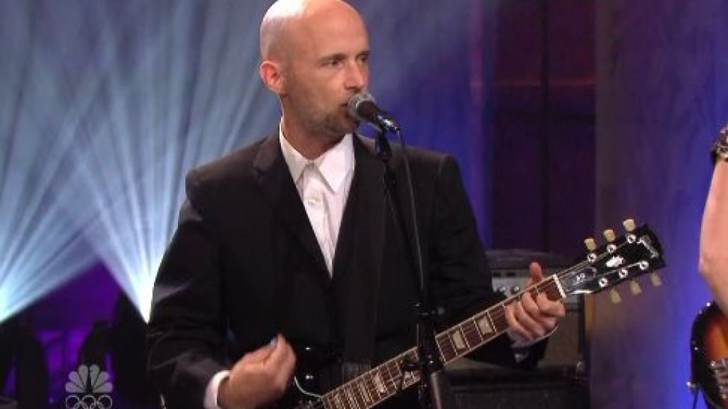 Video: Moby on Leno