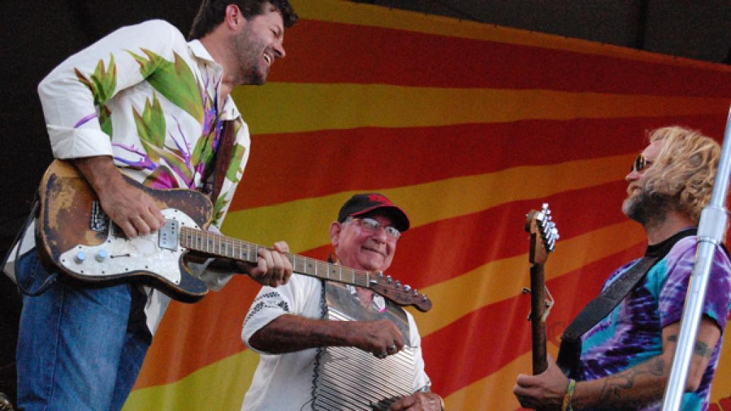 tab benoit 2012 Festival Review: CoS at New Orleans Jazz Fest 2012