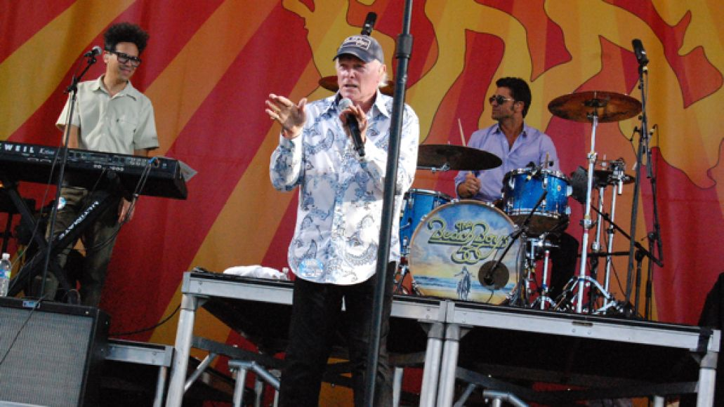 thebeachboys20121 Festival Review: CoS at New Orleans Jazz Fest 2012