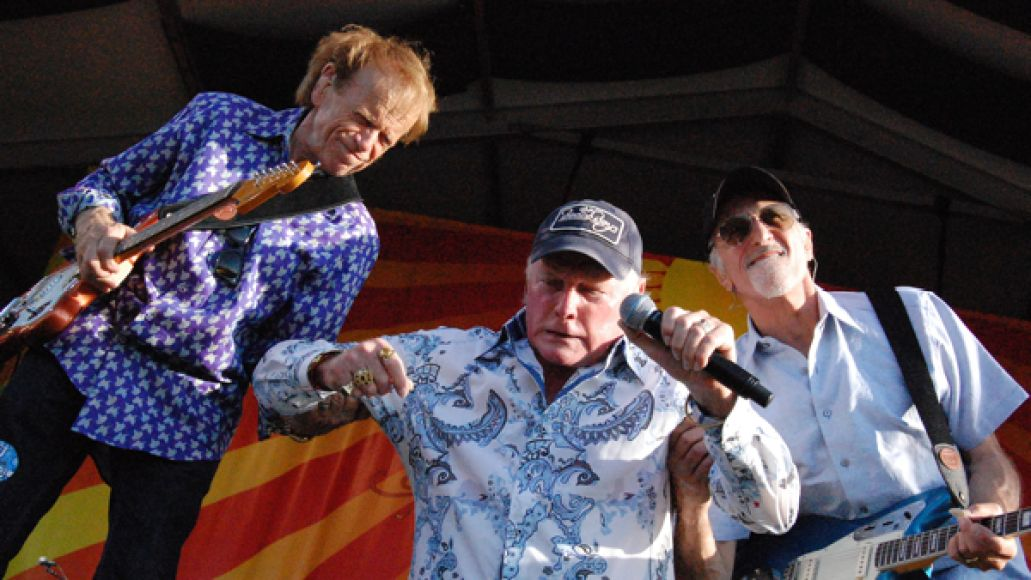 thebeachboys22012 Festival Review: CoS at New Orleans Jazz Fest 2012