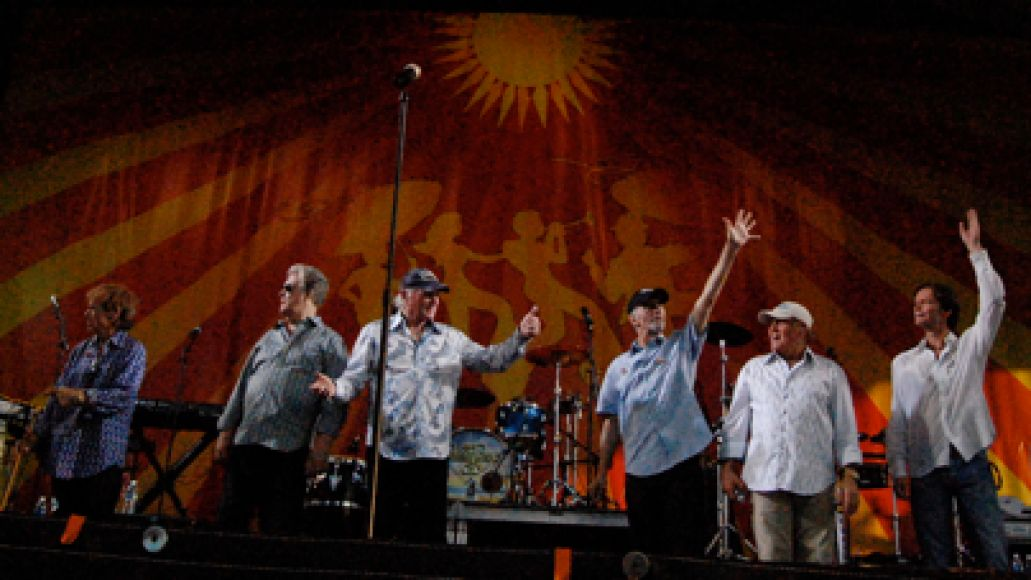 thebeachboysfullband2012 Festival Review: CoS at New Orleans Jazz Fest 2012