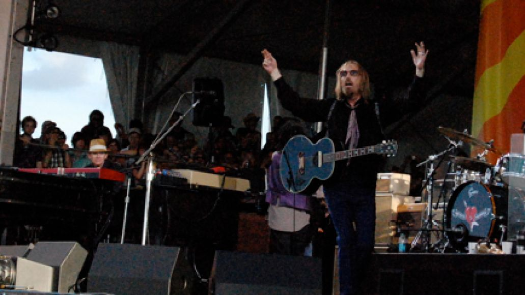 tompetty Festival Review: CoS at New Orleans Jazz Fest 2012