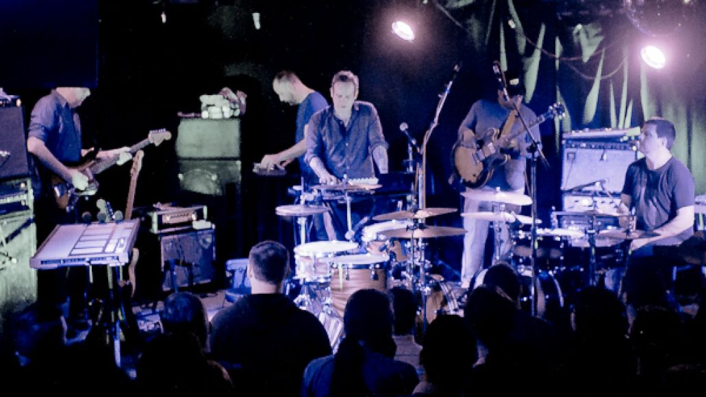 tortoise 3 Live Review: Tortoise at The Empty Bottle in Chicago (4/28)