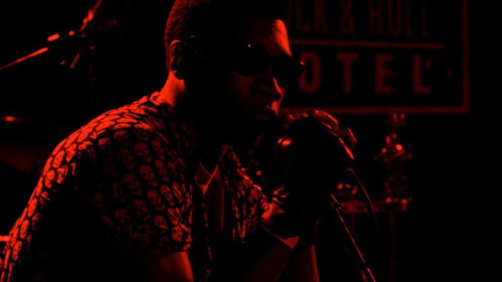 willisearlbeal2012litowitz 03 Live Review: Willis Earl Beal, WU LYF at DCs Rock and Roll Hotel (4/24)