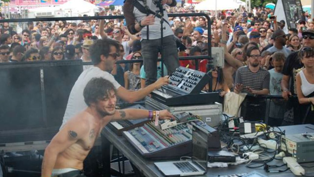dop 1 beatport stage saturday Festival Review: The Top Sets at Movement 2012