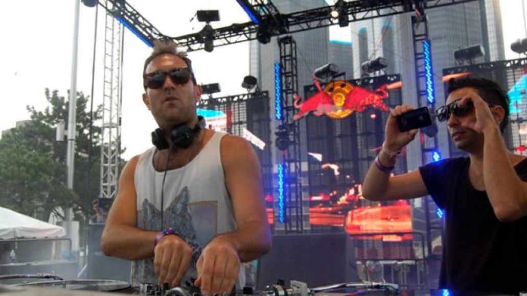 wolf lamb beatport stage sunday Festival Review: The Top Sets at Movement 2012